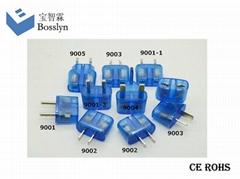 JINHONGDA plug adaptor SS WD series