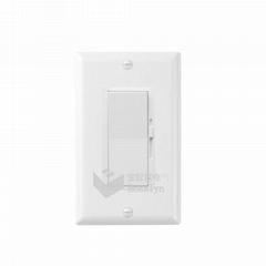 UL認証美標雙控LED燈調光器 開關
