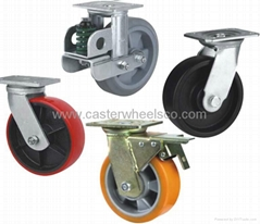 Heavy duty Caster
