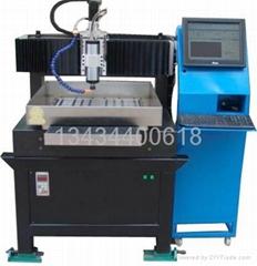 铝型材散热片自动钻孔机