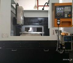 高速玻璃磨边机PC 加工