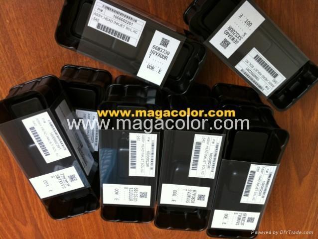 Original DX4 solvent printhead for Roland XC540 XC740 SP540 SP740 VP540 VP740   1