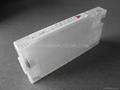 Refillable ink cartridge for Epson stylus pro 4900 4910