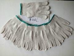 日本一棉紗手套