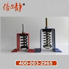 風機盤管彈簧減震器