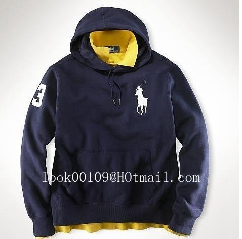 Wholesale Polo Hoodies Ralph Lauren polo hoodies Men shirt  sweatshirts  GIFTS 14