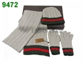 Gucci Sscarf &caps suit Knitted caps Louis Vuitton Cobulte Beanie scarf caps  14