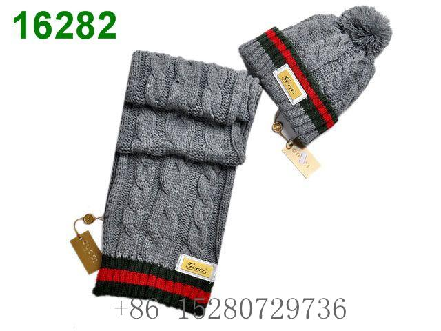 Gucci Sscarf &caps suit Knitted caps Louis Vuitton Cobulte Beanie scarf caps  17
