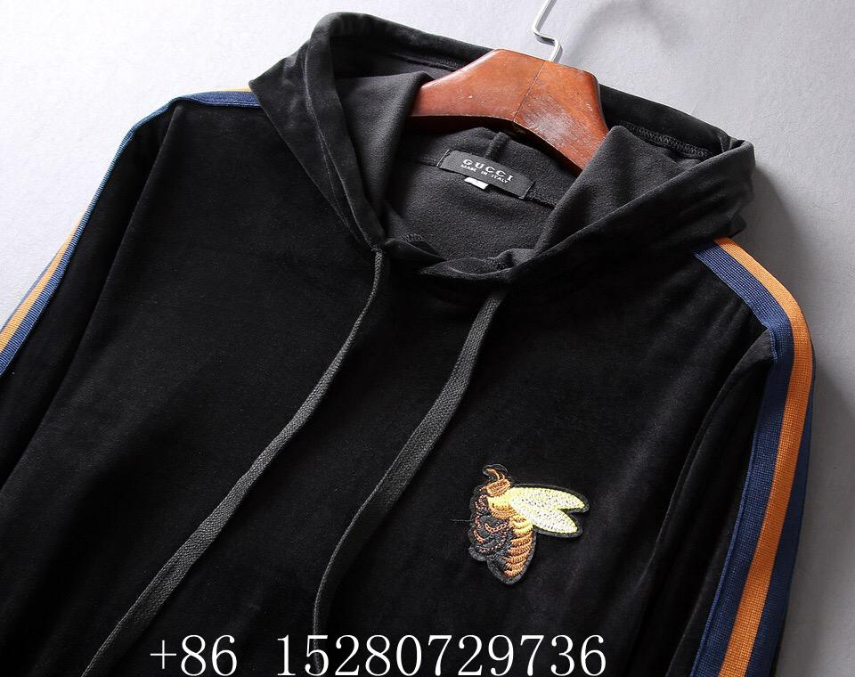 Wholesale Newest Gucci Tracksuit Gucci suit Wool suit Gucci pant Gucci hoody  7