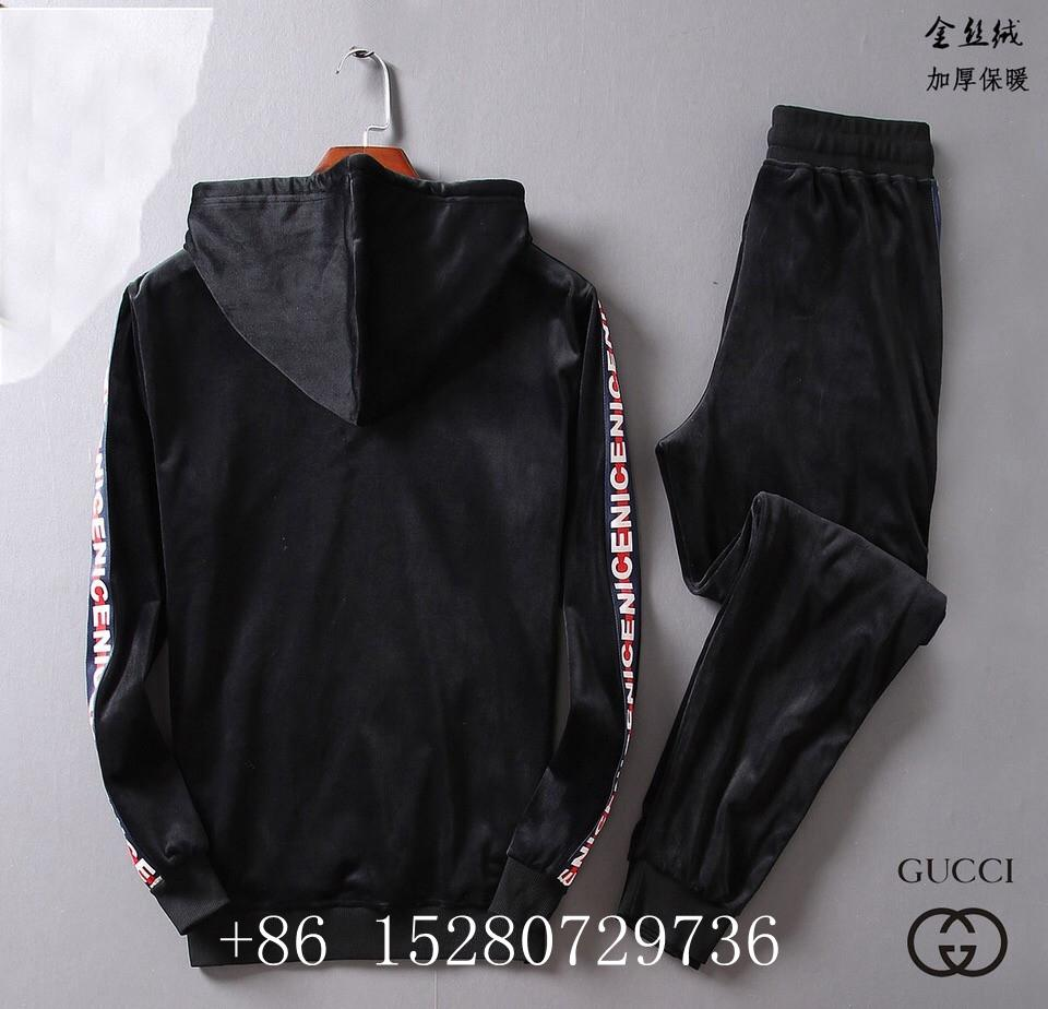 Wholesale Newest Gucci Tracksuit Gucci suit Wool suit Gucci pant Gucci hoody  2