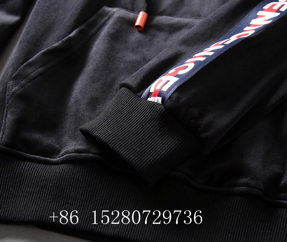 Wholesale Newest Gucci Tracksuit Gucci suit Wool suit Gucci pant Gucci hoody  4
