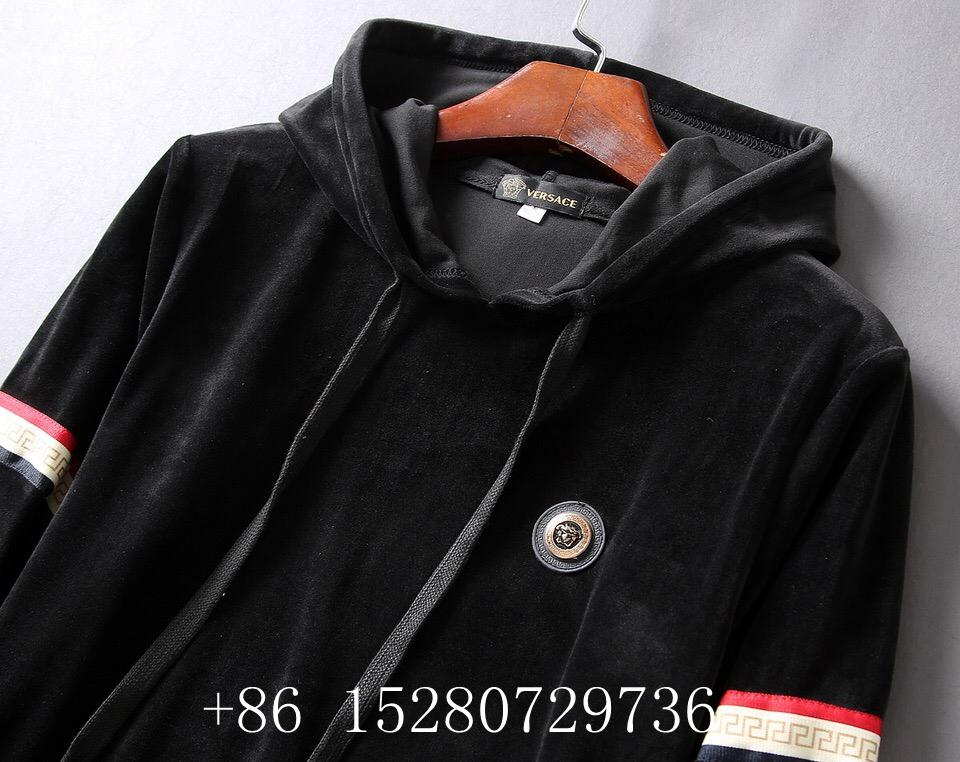 Wholesale Newest Gucci Tracksuit Gucci suit Wool suit Gucci pant Gucci hoody  14