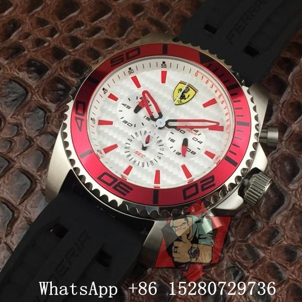 High Quality Men  Ferrari watch Ferrari Digital Watches Luxury Royal Automatic  1