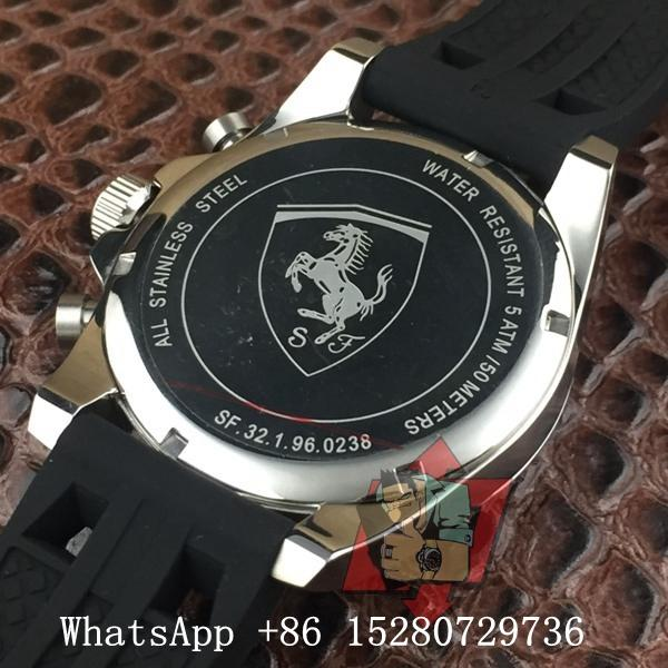 High Quality Men  Ferrari watch Ferrari Digital Watches Luxury Royal Automatic  2