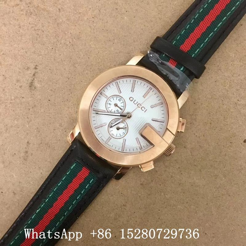 5f04351bbb9a61 ... Men Gucci Watch Gucci Diamond Mechanical watch Women Gucci watch  Waterproof watc 3 ...