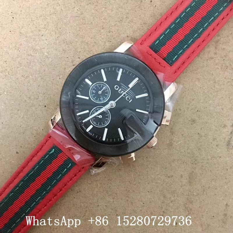 5aab973dde8c88 ... Men Gucci Watch Gucci Diamond Mechanical watch Women Gucci watch  Waterproof watc 6 ...