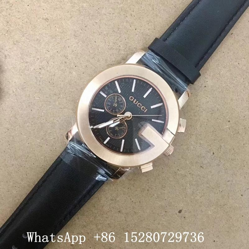 abbb87d30eb664 ... Men Gucci Watch Gucci Diamond Mechanical watch Women Gucci watch  Waterproof watc 7 ...