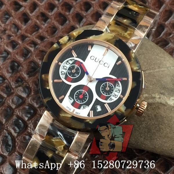 b15946a403170a ... Men Gucci Watch Gucci Diamond Mechanical watch Women Gucci watch  Waterproof watc 13 ...