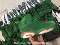 Wholesale Authentic Air Jordan 6 Gatorade Green Suede shoe Air Jordan 6 Retro 3