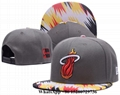 NBA Chicaga Bulls Mitchel&Ness Snapback Caps NFL New Era hats NHL 9Fifty Black