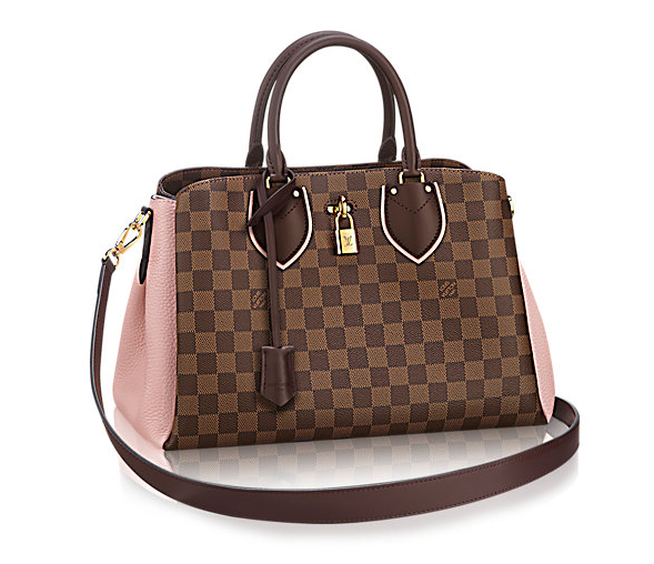 Wholesale Top quality LV handbags Damier Ebene Canvas Women handbag leahter bag