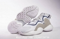 Adidas Originals Crazy BYW Boost Black White men's Basketball shoes
