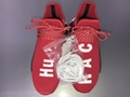 Hot sale Adidas shoes Adidas NMD Pharrell Williams Human Race Sunglow Real boost