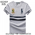 Wholesale Top quality Polo Ralph Lauren Big Pony Cotton Jersey T-shirts Men polo