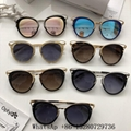 High Quality Jimmy Choo sunglasses Black