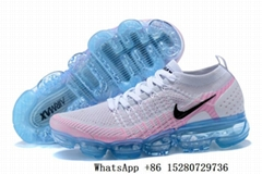 Wholesale New Air VaporMax Flyknit 2 Trainer Men's Running shoes Discount free