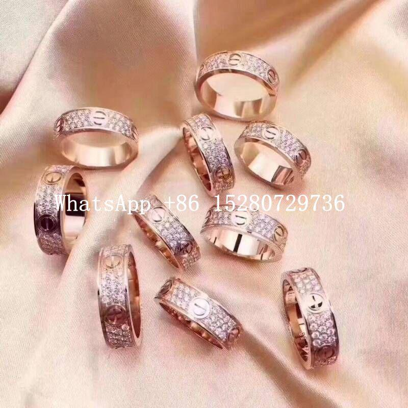 wholesale Cartier Bracelet Cartier Ring Cariter Necklace Luxury jewelry Cariter 7