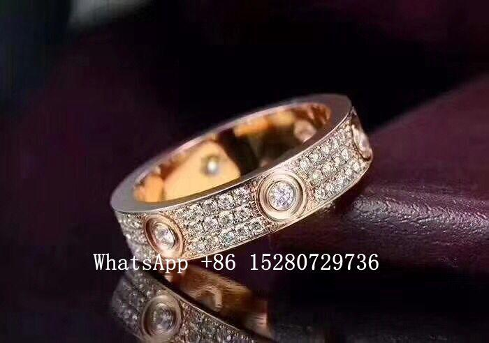 wholesale Cartier Bracelet Cartier Ring Cariter Necklace Luxury jewelry Cariter 8