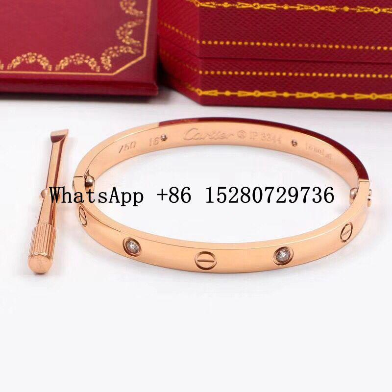 wholesale Cartier Bracelet Cartier Ring Cariter Necklace Luxury jewelry Cariter 18