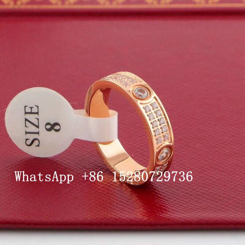wholesale Cartier Bracelet Cartier Ring Cariter Necklace Luxury jewelry Cariter 20
