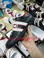 Men's Gucci Shoes Gucci sneaker leather Cheap Gucci Espadrilles white hot sale