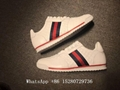 Gucci  Men Low-Top Sneaker Gucci leather