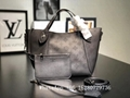 Louis Vuitton Hina PM Mahina Perforated Calf Leather handbag M54353
