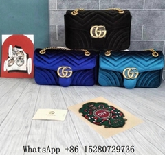 Genti  Genti de umar Gucci GG Marmont Velet  Should  Bag