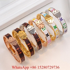 Wholesale LV bracelet LV Nano Monogram bracelet LV Lockingram bracelet Luxury