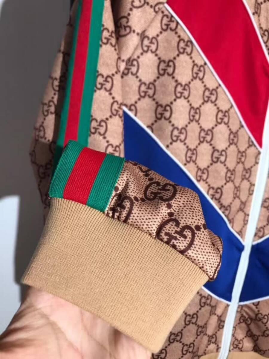 Gucci GG Jacquard cotton Jacket Mens Gucci Casual Jackets Winter coat for sale   7