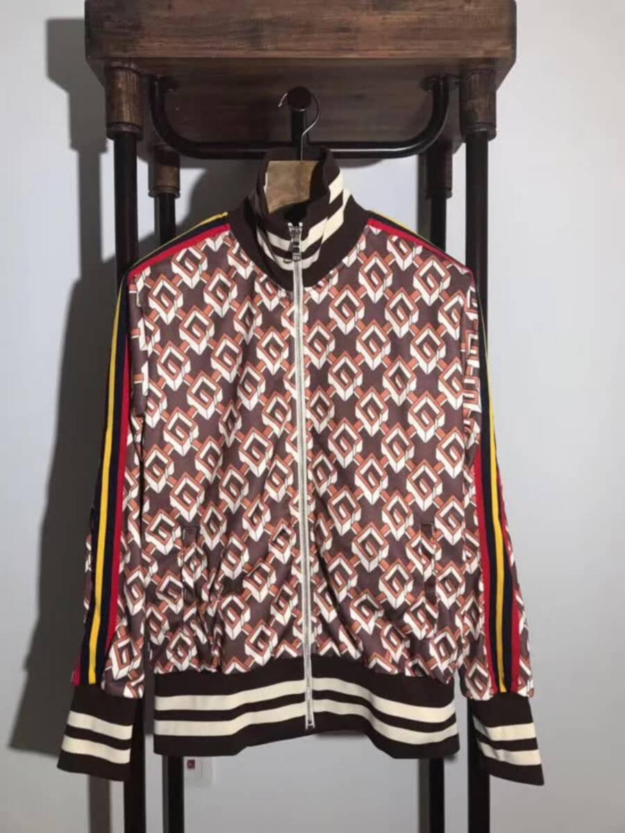 Gucci GG Jacquard cotton Jacket Mens Gucci Casual Jackets Winter coat for sale   14