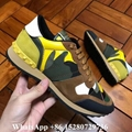 Valentino sneaker Garavani Camo Rockstud runner shoes leather Men's Rockrunner   19