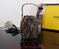 Fendi bag Fendi Mon Tresor lOGO Embossed