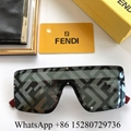 Women Fendi Ribbons and Pearls sunglasses Fendi FF Shield sunglasses designer UK