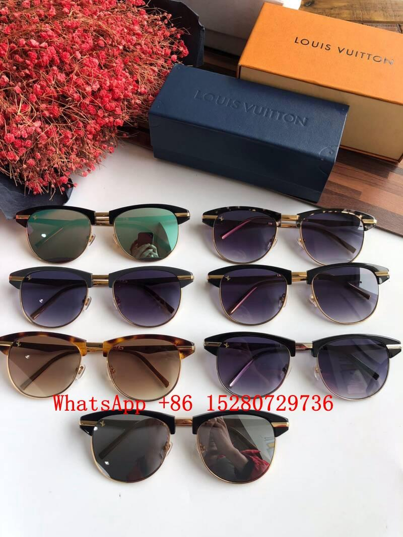 65e3ab4b8d Louis Vuitton Evidence sunglasses LV sunglases LV player men s LV monogram  black 1 ...