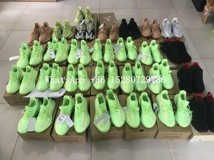 Wholesale Adidas Yeezy Boost 350 V2 True Form Yeezy 350 V2 Hyperspace shoeStatic 7