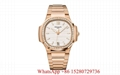 Patek Philippe Watches Geneve Mens Stainless Steel Swiss Nautilus watches 40mm