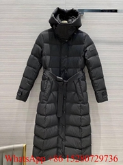 Burberry Down Puffer coat Burberry Women jacket Burberry outwear Detachable hood