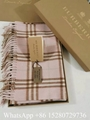 Cheap Burberry scarf Burberry Check cashmere scarf Men scarf  free shipping