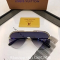Men's Designer Polarized sunglasses LV sunglasses Vuitton evidence sunglasses